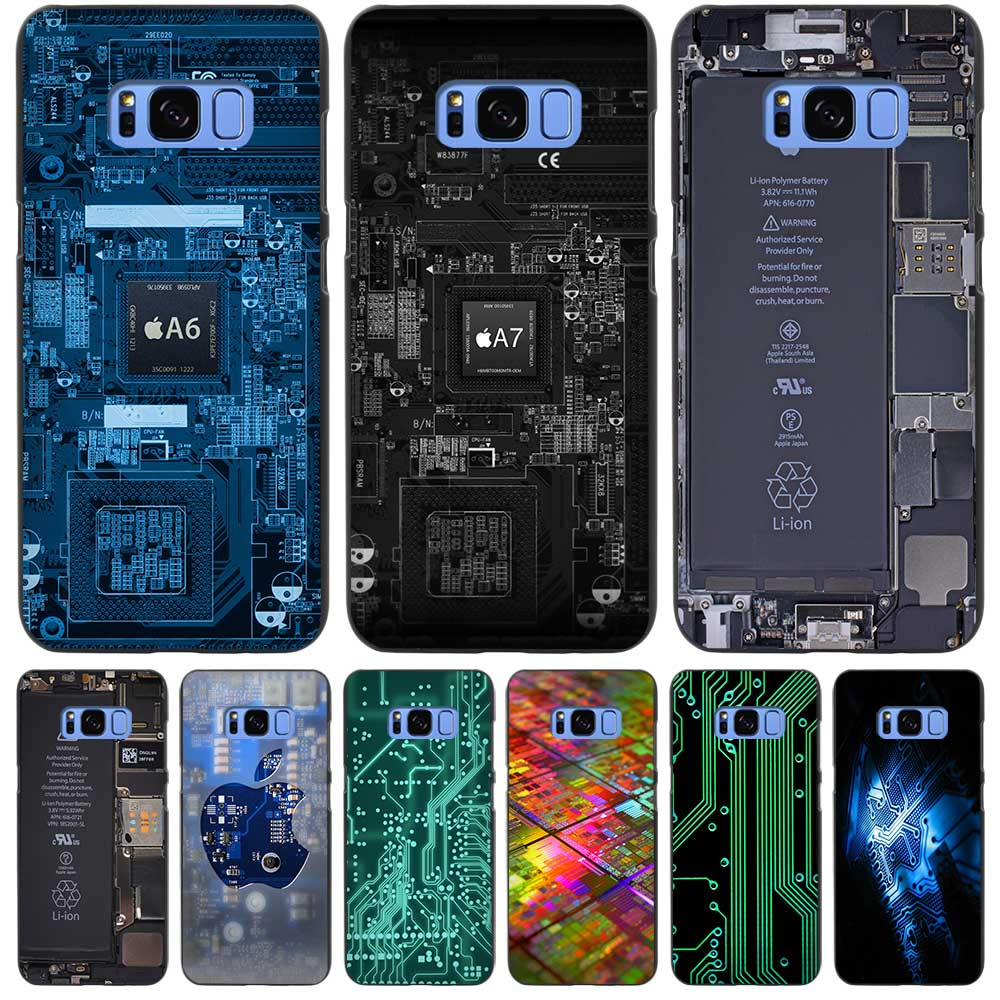 a6 a7 chip internal board black case cover shell coque for. Black Bedroom Furniture Sets. Home Design Ideas