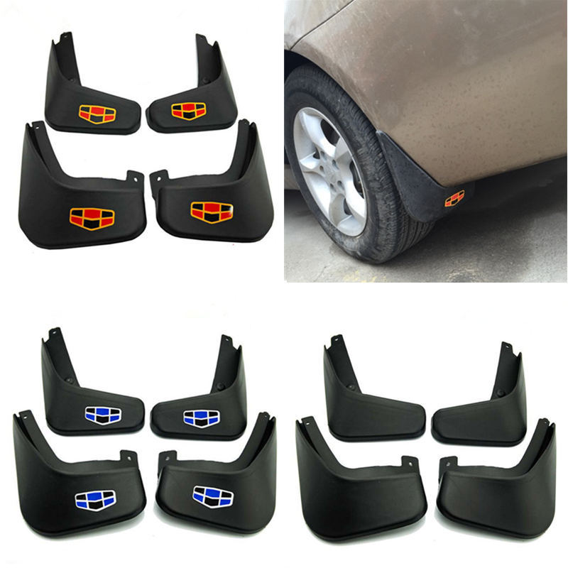 Geely Emgrand 7 EC7 EC715 EC718 Emgrand7 E7,Car mudguards,fender,with the emblem,4pcs/lot 4400mah 11 1v laptop battery for sony vaio bps26 vgp bpl26 vgp bps26a vgp bps26 sve17 vpc ca vpc cb vpc eg vpc eh vgp bps26