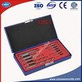 12PCS Screw Thread Cutting Tools Broken Screw Extractor Puller Set
