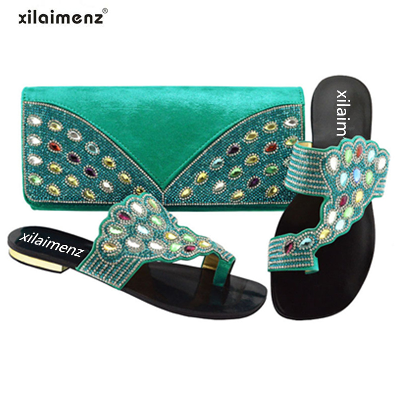 40% Discount 2018 New Arrival African Wedding Women Shoes
