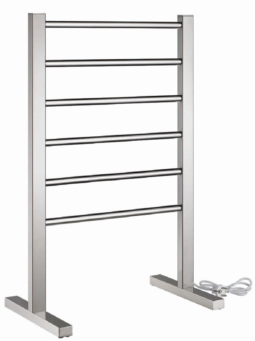 Heated Towel Rail, Floor Type Stainless Steel Electric Towel Warmer, Towel Racks Dryer, Heater Bathroom accessories