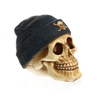1 Personal gifts home furnishings resin skulls foreign trade supply handicrafts office furnishings gift