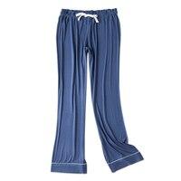 2018 Autumn modal women sleep pants pijama trousers casual pure color pyjama women's sleep pants loose pyjama bottoms women