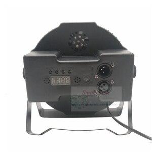 Image 5 - משלוח מהיר LED 36x3W RGBW LED שטוח Par RGBW צבע ערבוב DJ לשטוף אור שלב Uplighting KTV דיסקו DJ DMX512 דקורטיבי מנורה