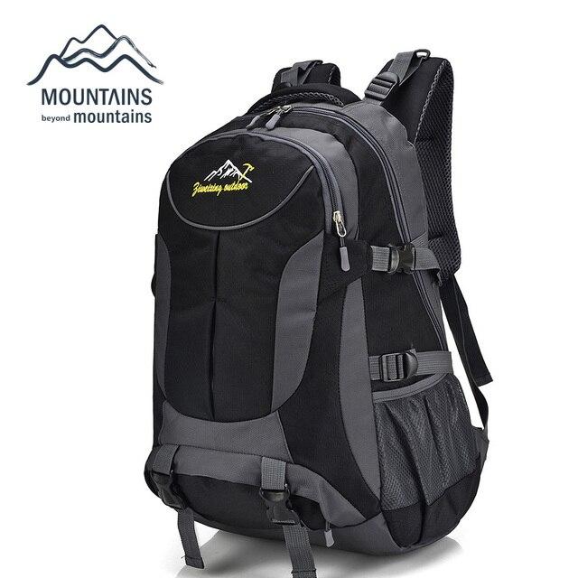 be20e2742d Grande Capacité À Dos Camping Sports Sacs 50L Sac À Dos Plein Air Voyage  Montagne Escalade