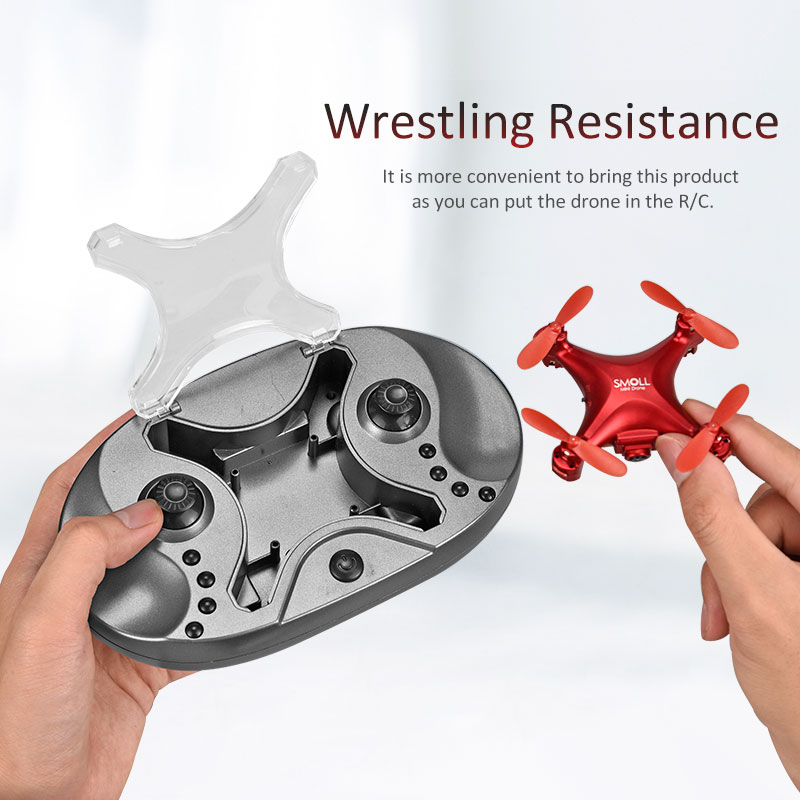 Global Drone Gw009c-1s Mini Drone With Camera Hd Upgrade Quadcopter Altitude Hold Rc Helicopter Drones Micro Dron Quadrocopter #3