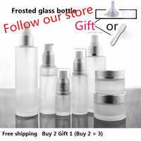 5g 10g 15ml 20ml 30ml 50ml 80ml 100ml 120ml spray bottles, Glass bottle for perfume, pressure ,  cream jars