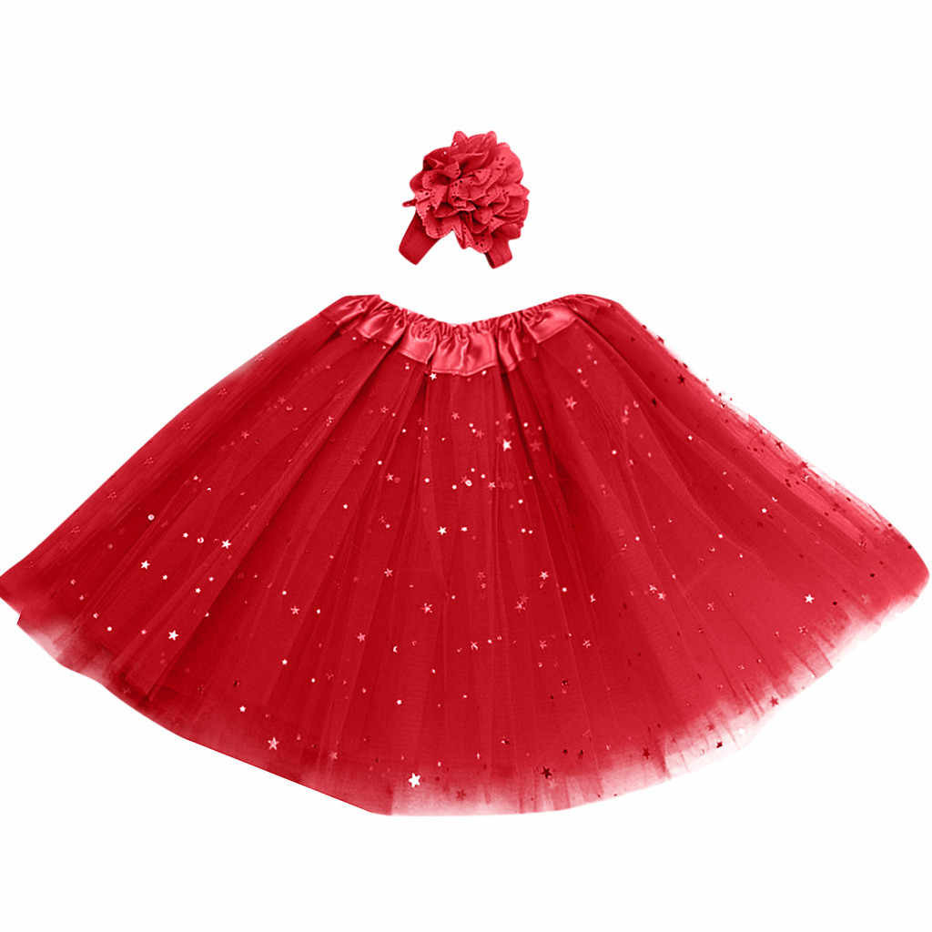 5583613ae Detail Feedback Questions about Kids Baby Star Glitter Dance Tutu ...