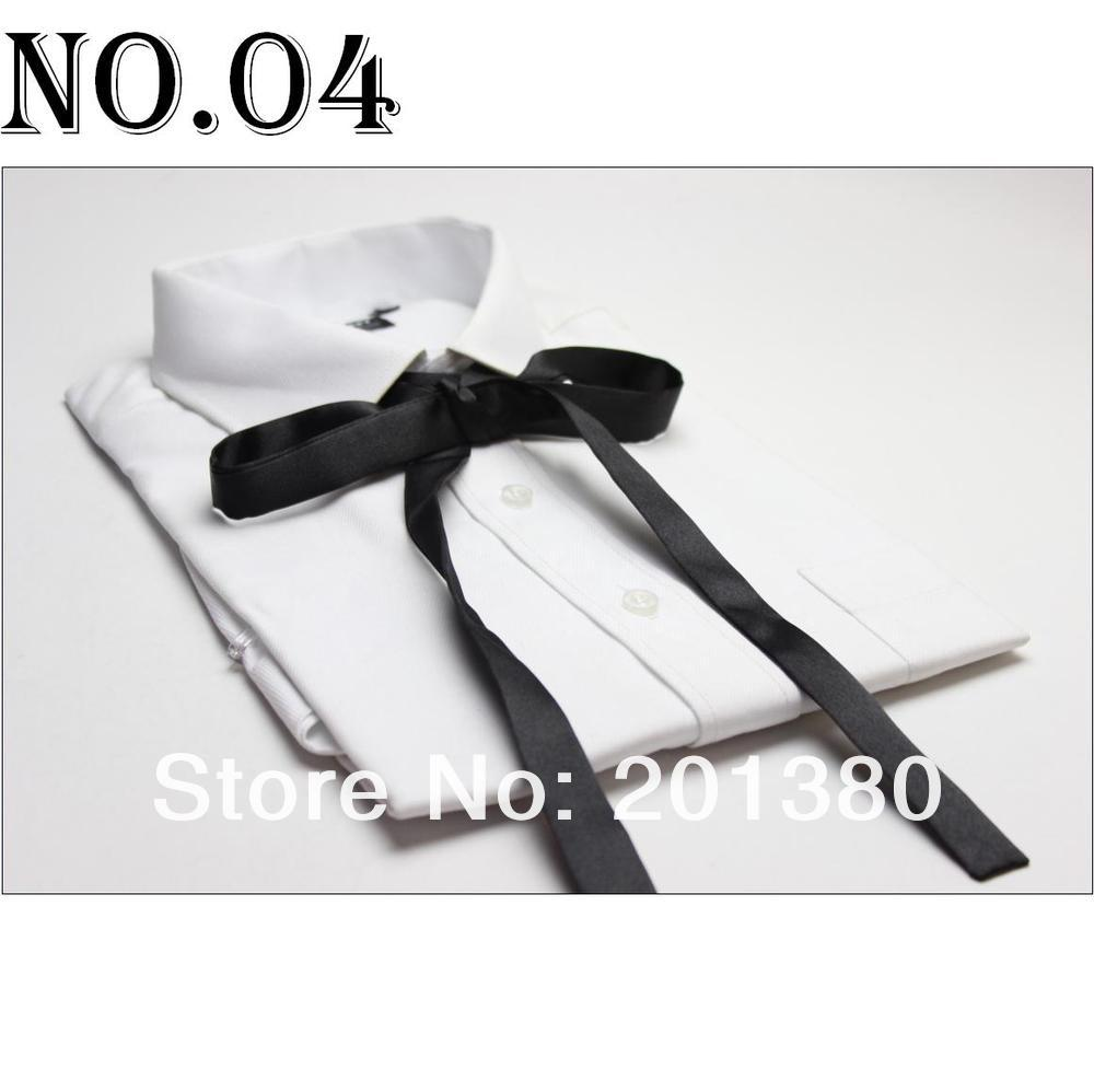 2018 fashion polyester mens self bow tie Mariage Polyester cheap butterfly