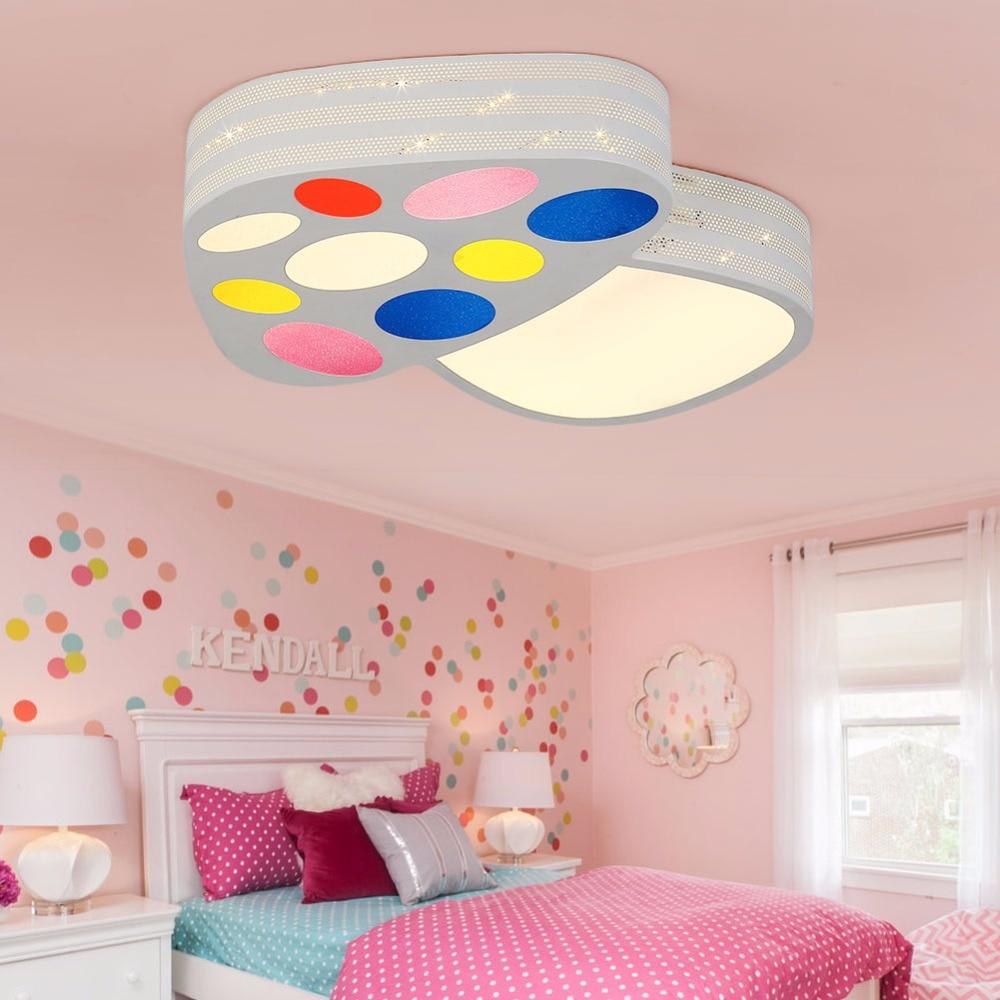 Led Deckenleuchten Schlafzimmer Lampe Wohnzimmer Leuchten Kinder ...