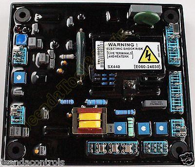 ФОТО Automatic Voltage Regulator AVR SX440 for Generator XWJ