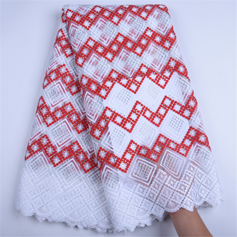 Top Milk Silk Lace African Net Lace Fabric High Quality French Tulle Lace Fabric Nigerian Lace