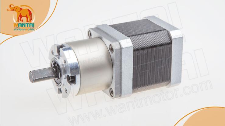 [DE A EUR] Wantai Stepper Motoriduttore 42BYGHW811AG5. 18 con il 1:5. 18 rapporto 2.5A 350oz-in CNC Stampante Reprap 3D[DE A EUR] Wantai Stepper Motoriduttore 42BYGHW811AG5. 18 con il 1:5. 18 rapporto 2.5A 350oz-in CNC Stampante Reprap 3D