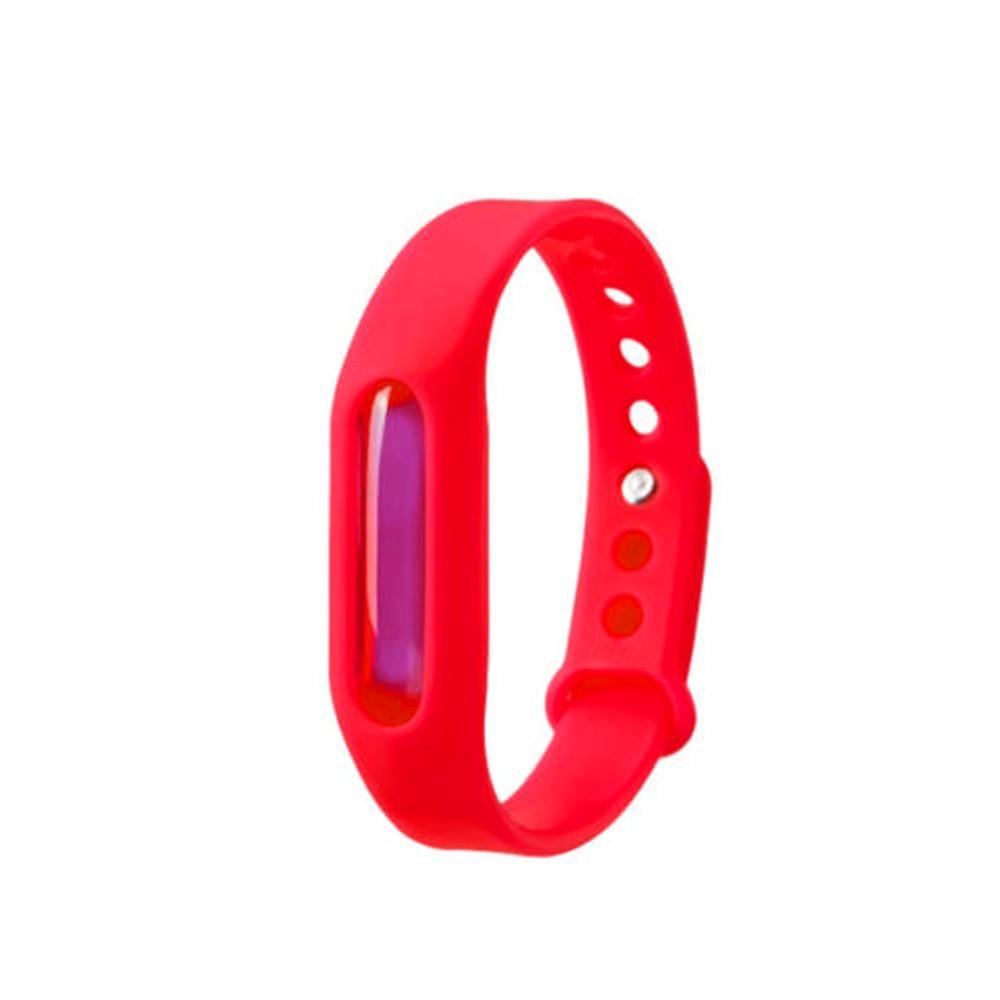 Силиконовый браслет для отпугивания насекомых Wristband в Жаркенте