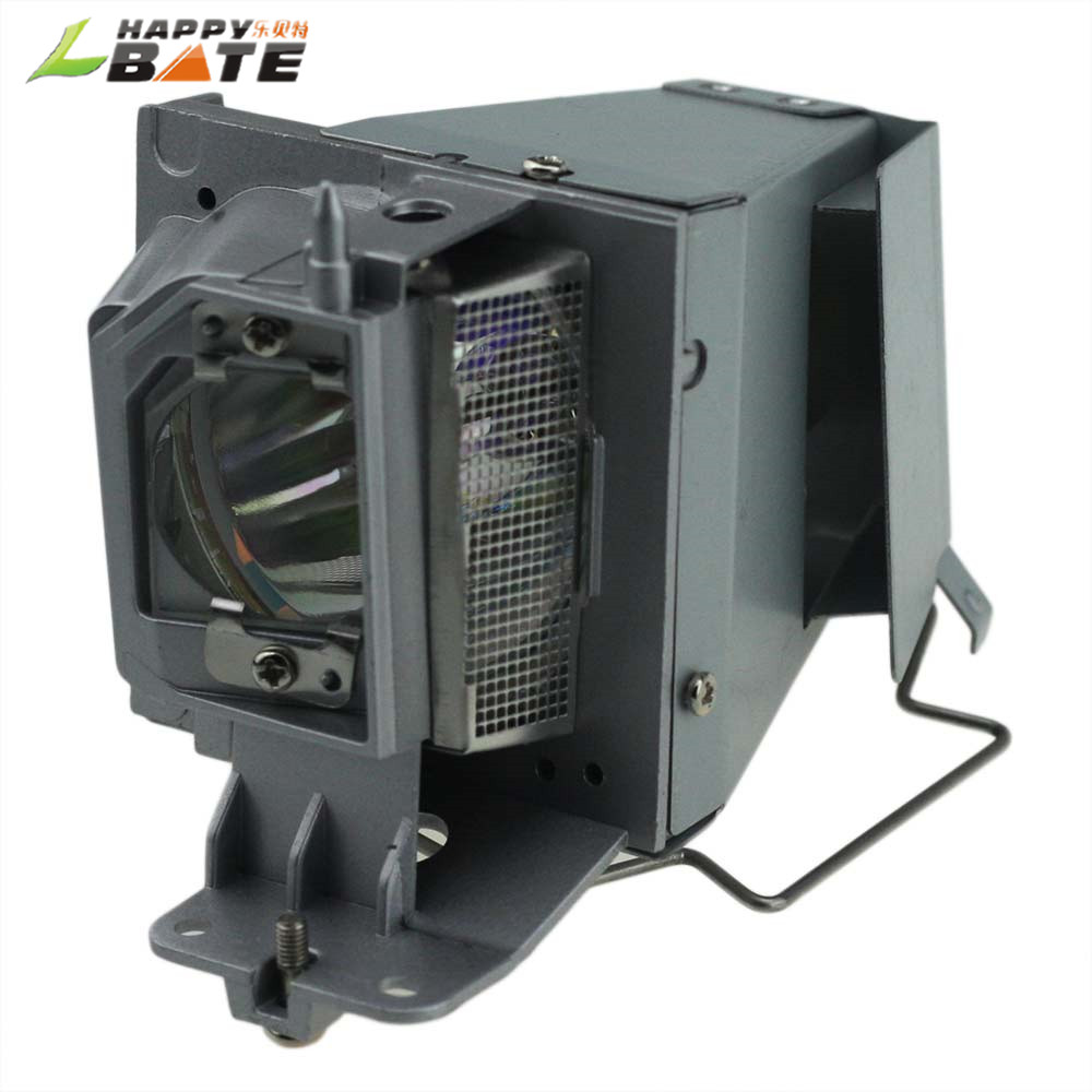 SP.8VH01GC01 Replacement Projector lamp with housing for OPTOMA HD141X EH200ST GT1080 HD26 X316 S316 W316 DX346 happybate