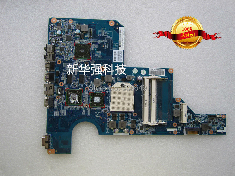 Top quality , For HP laptop mainboard 610161-001 G62 CQ62 laptop motherboard,100% Tested 60 days warranty