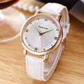 hot FORON Luxury Women Crystal Dress Watches Brand Fashion Quartz Watch Genuine Leather Watch Women Casual Clock relogiofeminino