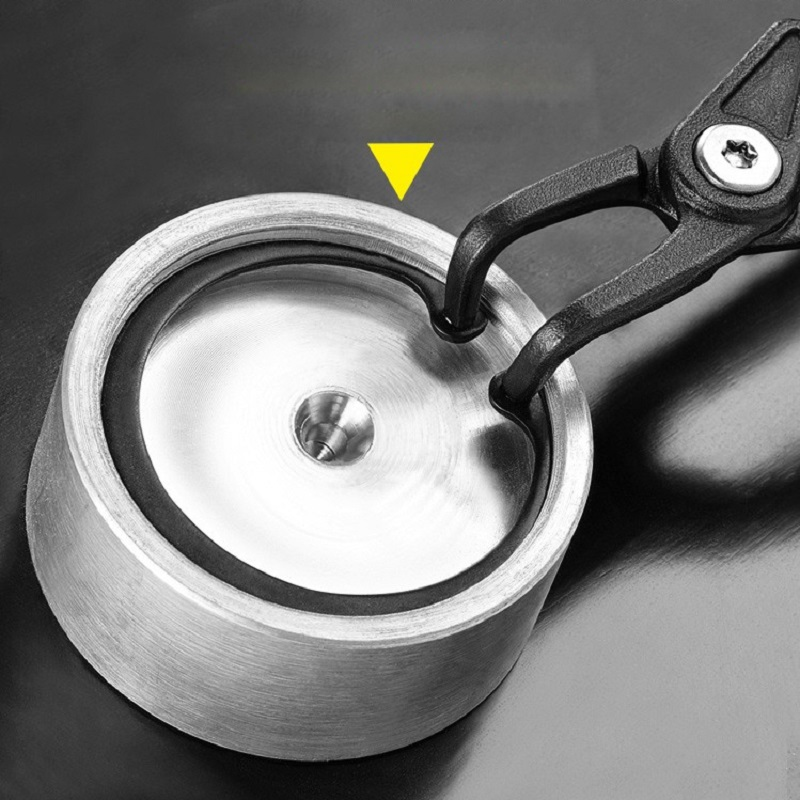 Pinza per anelli di sicurezza multifunzionale da 5 pollici LAOA Punta - Utensili manuali - Fotografia 3