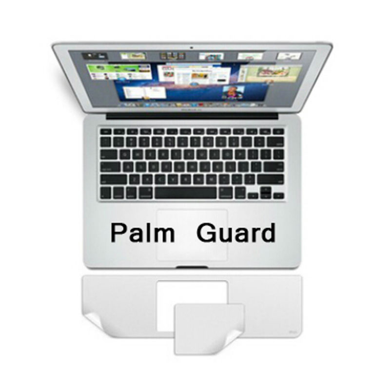 Redlai Wrist Stickers For Macbook Air 11 12 13 Ultra-thin Palm Guard + Touchpad Protector For Macbook Pro 13.3 15 Retina Sticker ...