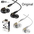 Original MEE audio Wired earphone M6 PRO Universal-Fit Noise-Isolating earphones In-Ear Monitors headset fast ship with box