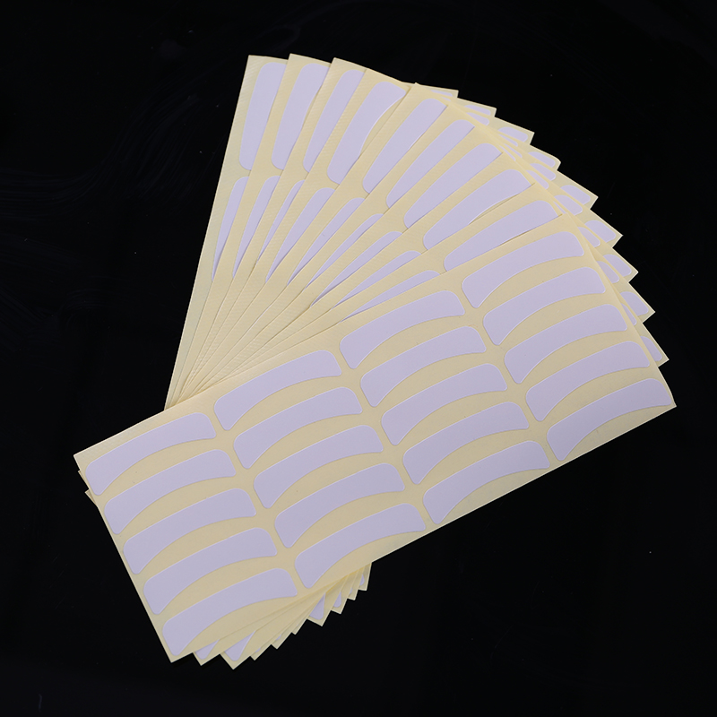 100 Pairs Eyelash Extension Pads Beauty Eye Extension Paper