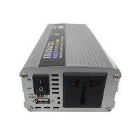 1500W DC 12V to AC 220V with USB port Car Power Inverter Charger Converter