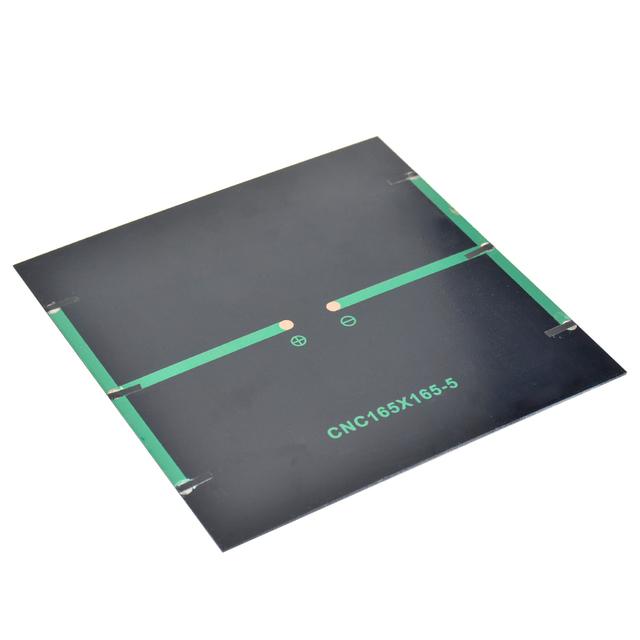 Aoshike 5V 4.5W Epoxy Solar Panel Photovoltaic Panel Polycrystalline Solar Cell Mini Sun Power Energy Module DIY Solar Sistem