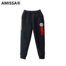 AMISSA Trousers pants for aged 6 to 10 boys and girls 2018 Spring Children