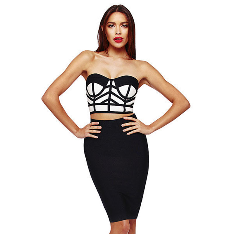 Crop Top High Waisted Skirt Reviews - Online Shopping Crop Top ...