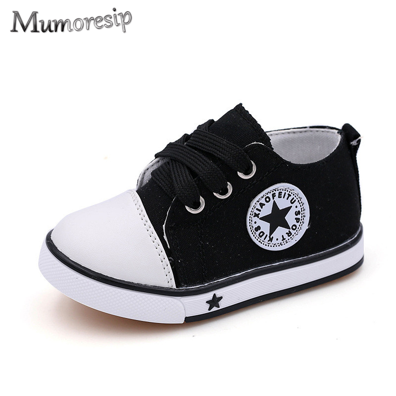 2019 Spring Canvas Children Shoes Girl Breathable Sneaker Shoes Boys&Girls Not Smelly Feet Soft Chaussure/Kids Sneakers Soft Hot