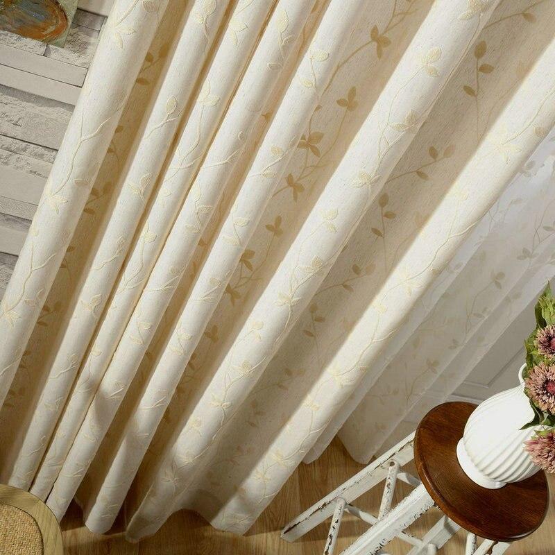 Λευκά είδη Κουρτίνες για σαλόνια - Αρχική υφάσματα - Φωτογραφία 3