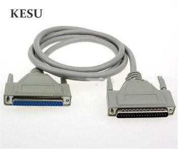 37Pin 37 ピン DB37 オス女性 D-SUB 信号ブレイクアウト端子コネクタケーブル 1.5 メートル/2 メートル/3 M