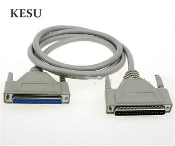 37Pin 37 pin DB37 Männlichen zu Weiblichen D-SUB Signal Breakout Terminal Stecker Kabel 1,5 m/2 M/3 M