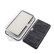 3 Holes Cabin Filter For Vw Sagitar Passat Magotan Tiguan Touran Audi O05