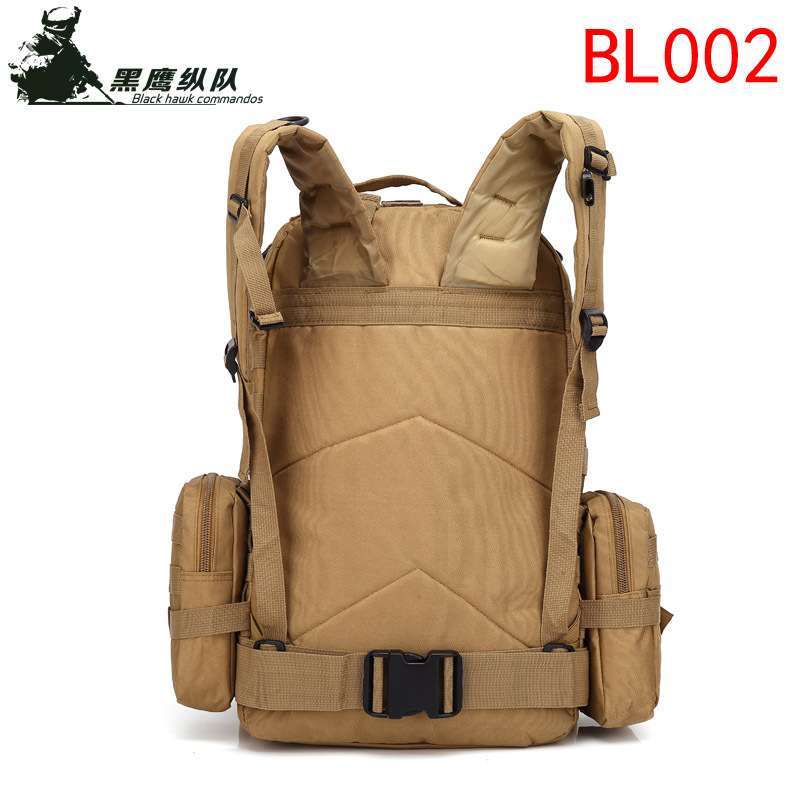 Mens Travel Backpack Oxford Backpack Camouflage Backpack Combination Backpack