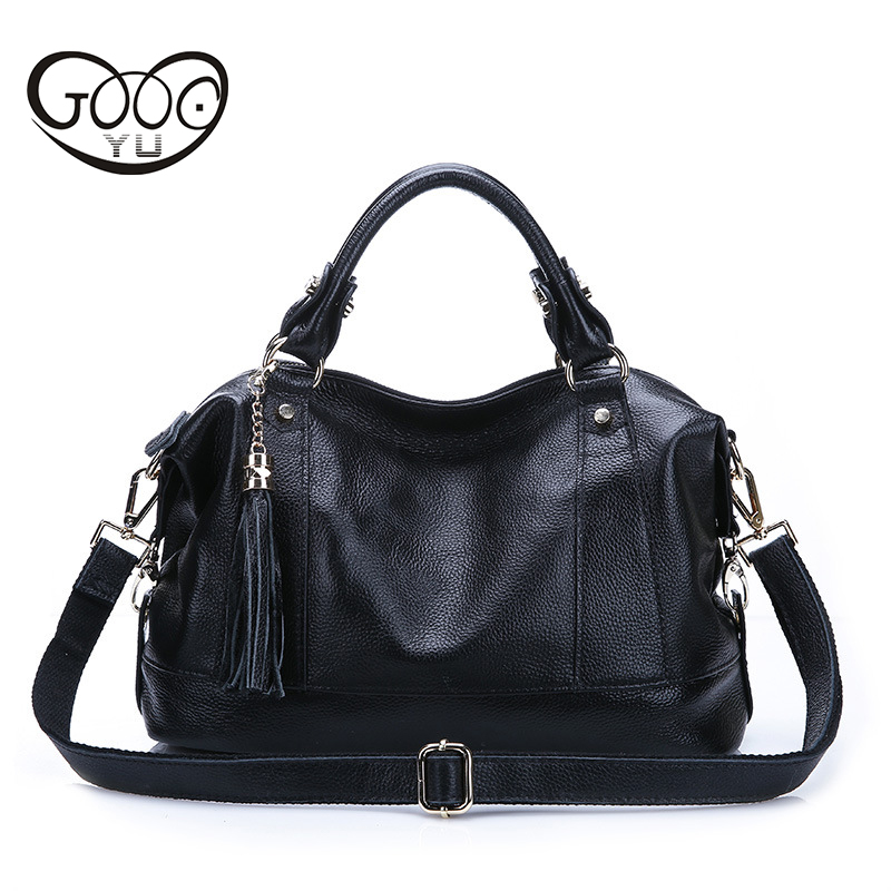 Genuine Leather Bag New Leather Bag With Single Shoulder Bag Luxury Handbags Women Bags Bolsa Feminina Channels Handbags sales zooler brand genuine leather bag shoulder bags handbag luxury top women bag trapeze 2018 new bolsa feminina b115