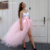 100 cm Longitud de las Faldas de Tul Mullido Gasa de Las Muchachas Colores Sólidos Adultos Tutú Faldas de La Muchacha de Baile de Navidad