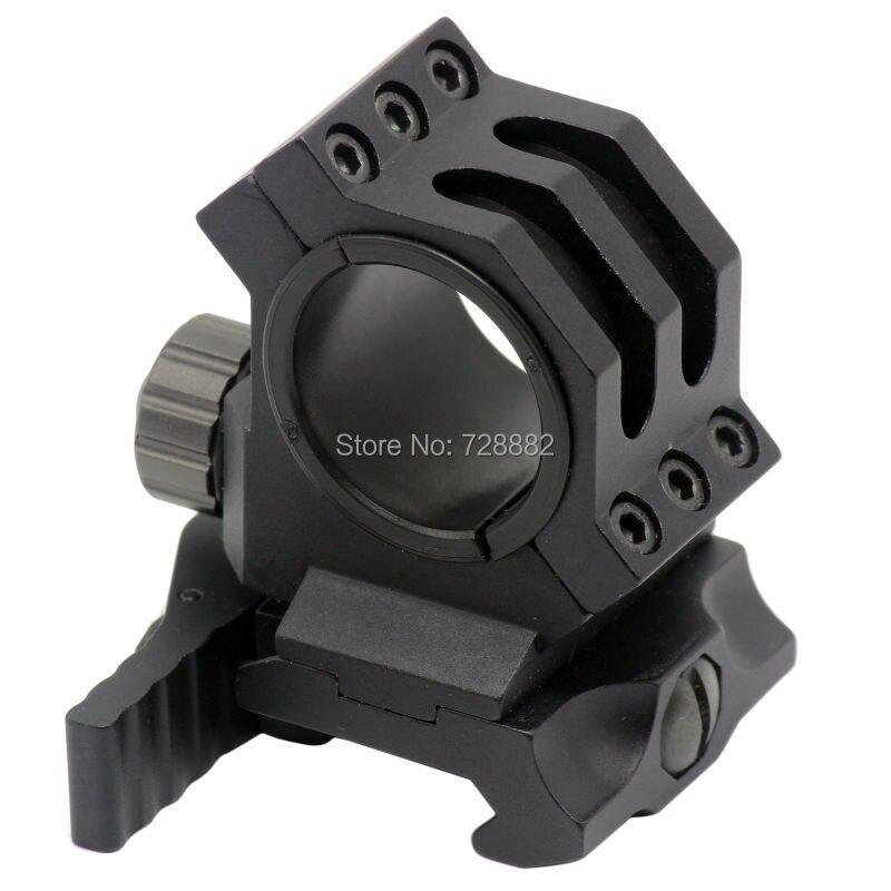 Chasse QD fixation rapide de la portée 30mm 25.4mm 1