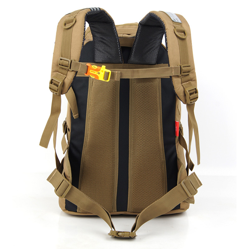 3431c6e95f 40L DIY waterproof polyester tactical backpack men s backpacks professional  Climbing Bags with the magic-in Climbing Bags from Sports   Entertainment  on ...