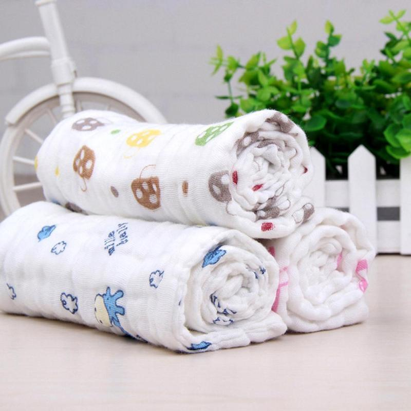 Pure cotton Inserts For Baby Cloth Diaper Washable Diaper Insert Reusable Inserts Boosters Liners For Real Pocket Cloth Nappy D3
