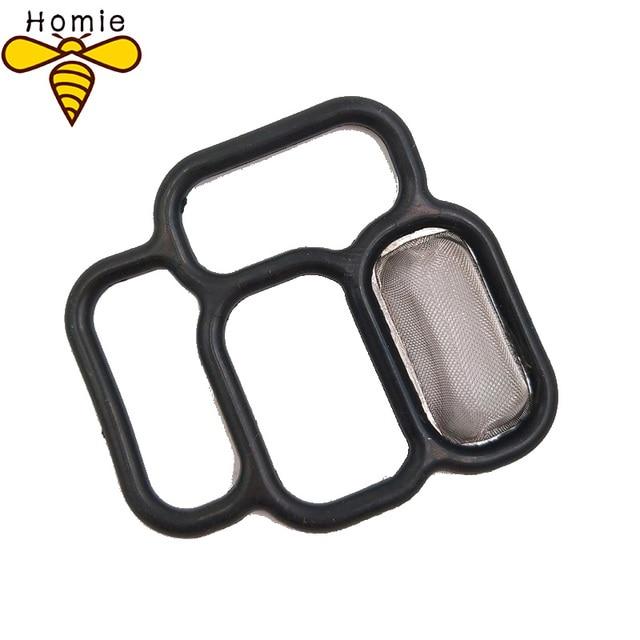 Homie Best Quality 15825-PCX-015 15825PCX015 For Honda S2000 VTEC Solenoid Gasket AP1 AP2 f20c f22c Spool Valve Filter