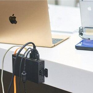 Image 2 - 2019 חדש הגעה דגם 7 יציאת USB 3.0 סופר מהירות רכזת עם חכם טעינת יציאת Sipolar יצרנים