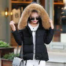 Пуховик 2016 Зима Женщин 20-25-30-35-40-year-old короткую куртку пальто