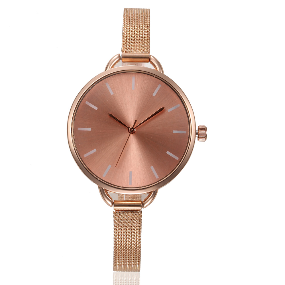 Luxury Brand Watch Women Fashion Gold Wristwatch Quartz Watch Dress Watches Clock Lady Hours Montre Femme Relogio Feminino ML38