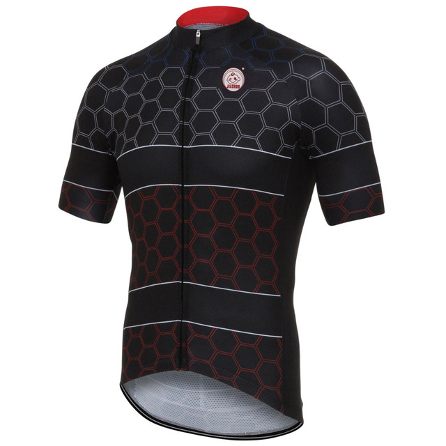 966274fc4 NEW 2017 JIASHUO hexagon hole Jersey Bike RACE Pro Team Bicycle Bike  Cycling Jersey   Wear   Clothing   Breathable Customized
