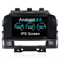 PX5 Android 9.0 4+32GB Car DVD Player FOR OPEL Vauxhall Holden Astra J 2010+ Radio Ibiza GPS Navigation with Mirroring link