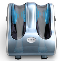 Shiatsu Foot Massager for Painful Plantar Fasciitis Chronic and Nerve Pain Deep Kneading Therapy Leg Massage Heat