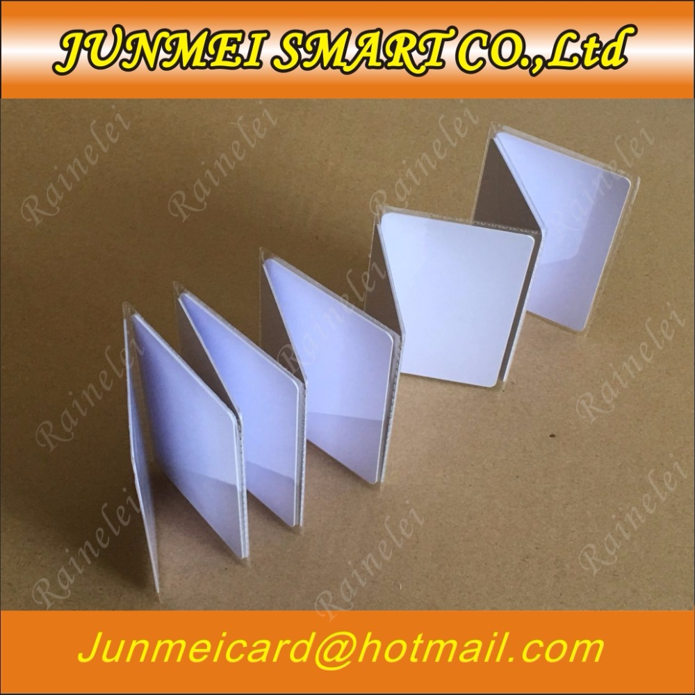 50pcs Nfc 215 Chip Card Nfc Blank Card Tag For Tagmo Forum Type2 Sticker Tags Chip