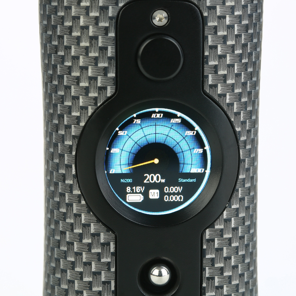 Original 200 W vstick VK530 TC boîte MOD avec YiHi SX530 puce et système sxi-q puissance par 18650 batterie Vape Mod Vs Luxe Mod/glisser 2 - 4