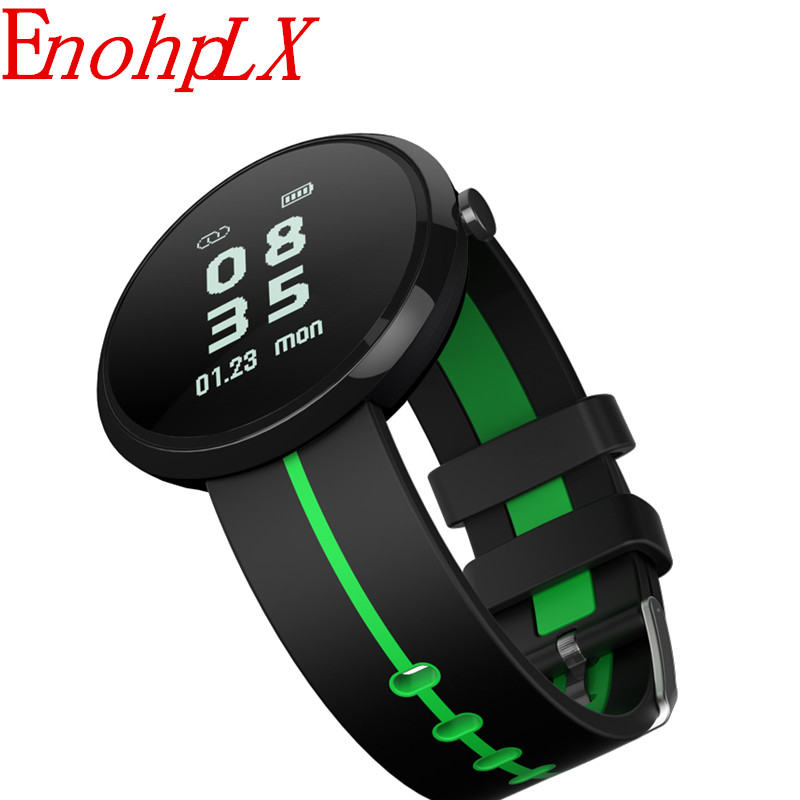Smart armband pulsmesser Blutdruck Fitness Tracker smartband sport uhr für ios android PK xiaomi mi band